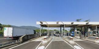 Casello autostrada di Lucca