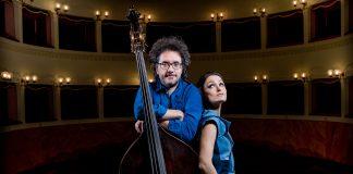 Ferruccio Spinetti e Petra Magoni - Musica nuda © angelo trani