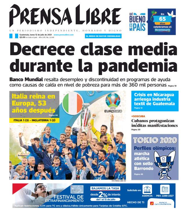 Prensa Libre dal Guatemala