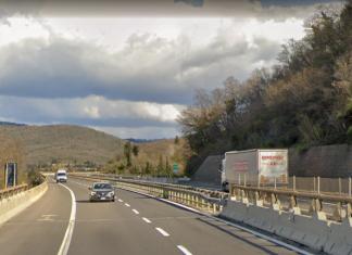 Viadotto Torraccia A1 Calenzano