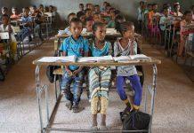 la scuola di hagaz in eritrea