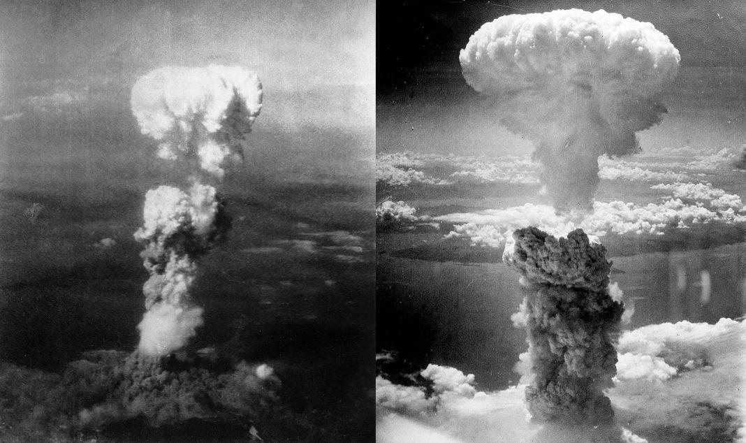 1820px atomic bombing of japan