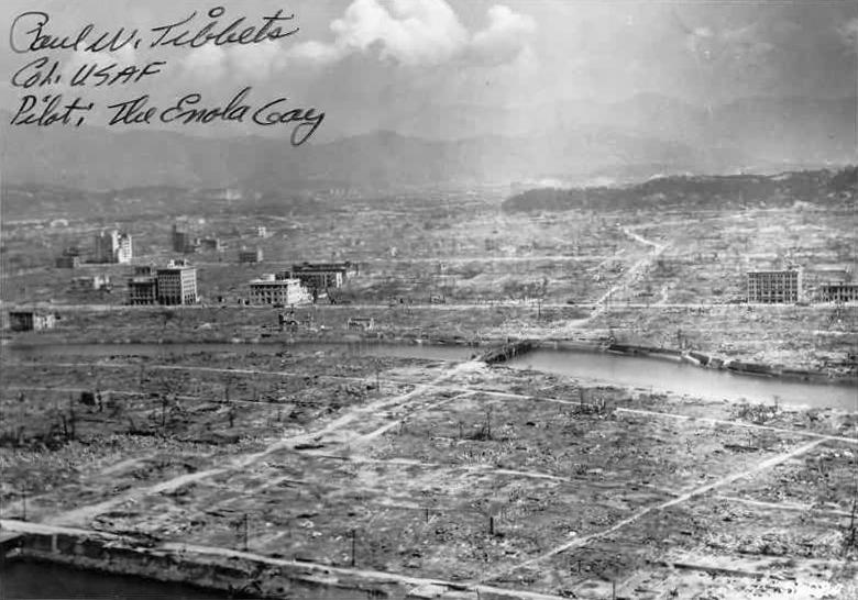 hiroshima aftermath 1