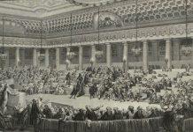 nuit du 4 aout 1789, musée de la révolution française vizille