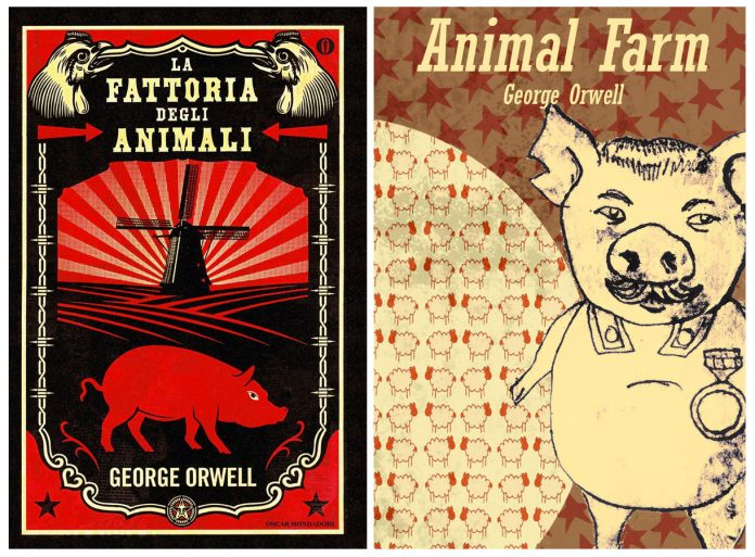 orwell fattoria degli animali animal farm