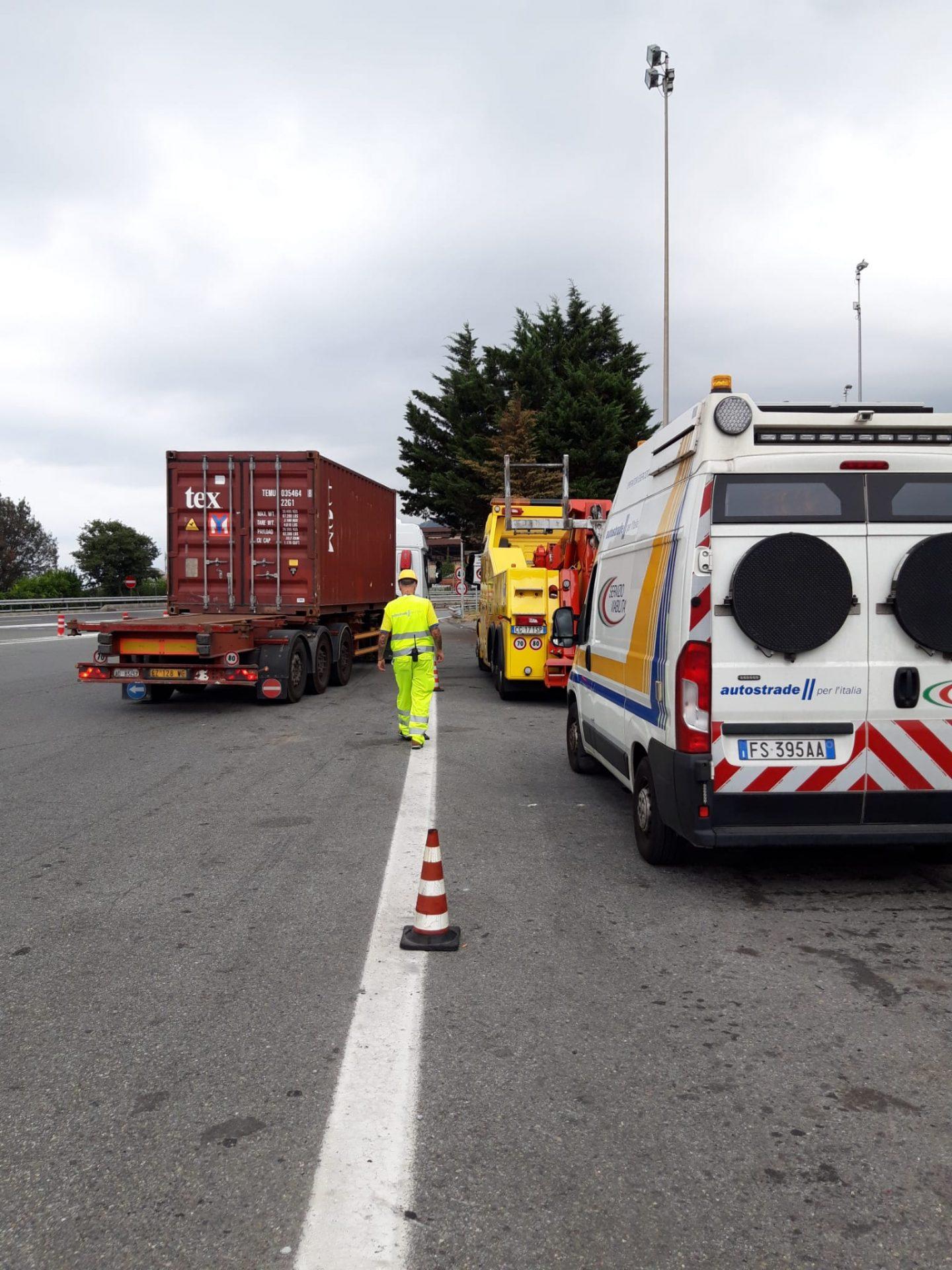Traffico regolato sull'A1o durante i lavori dell'estate 2021