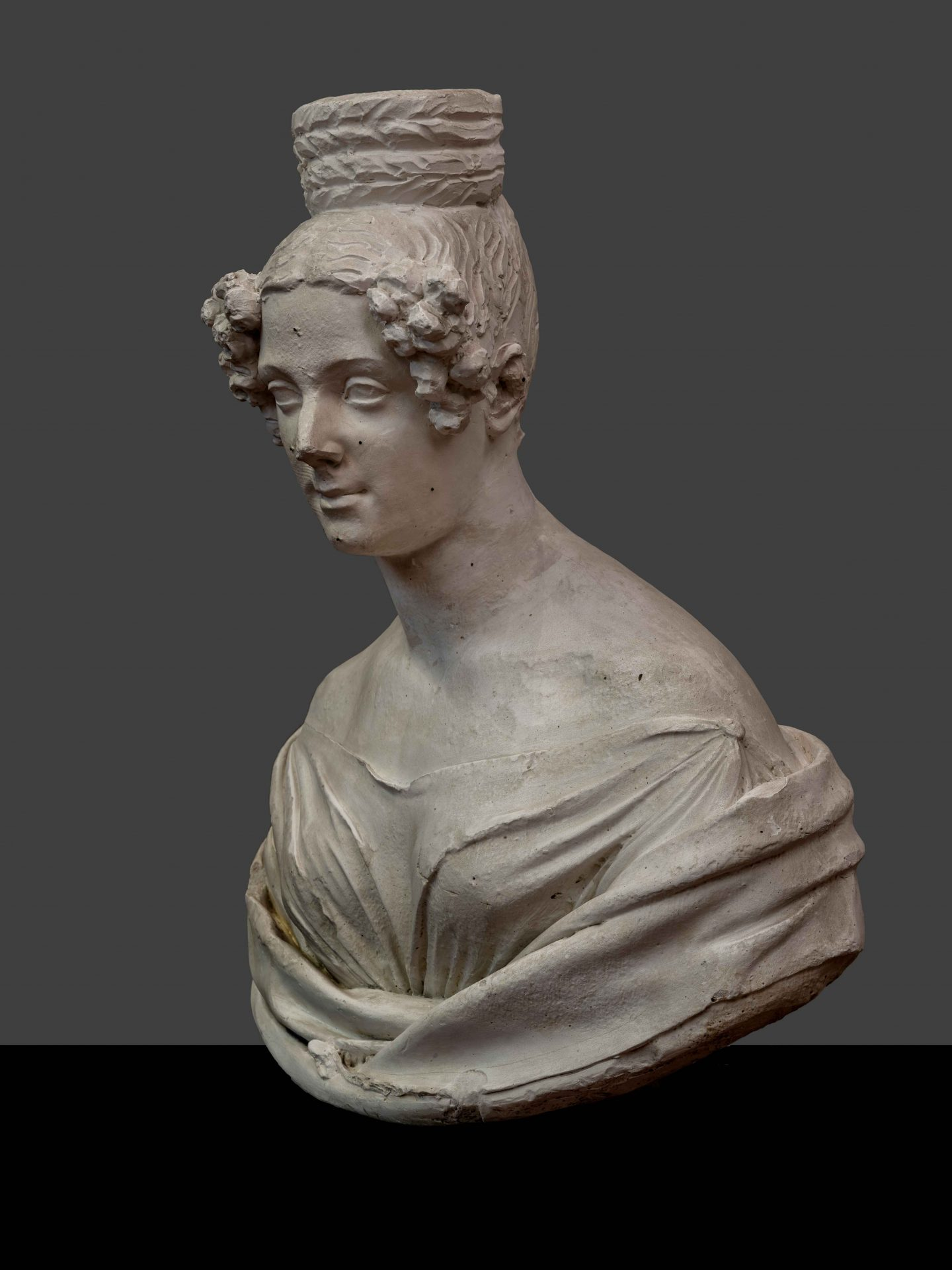 inv. scult. 1551 busto femminile. ph. a. quattrone aqtt0881
