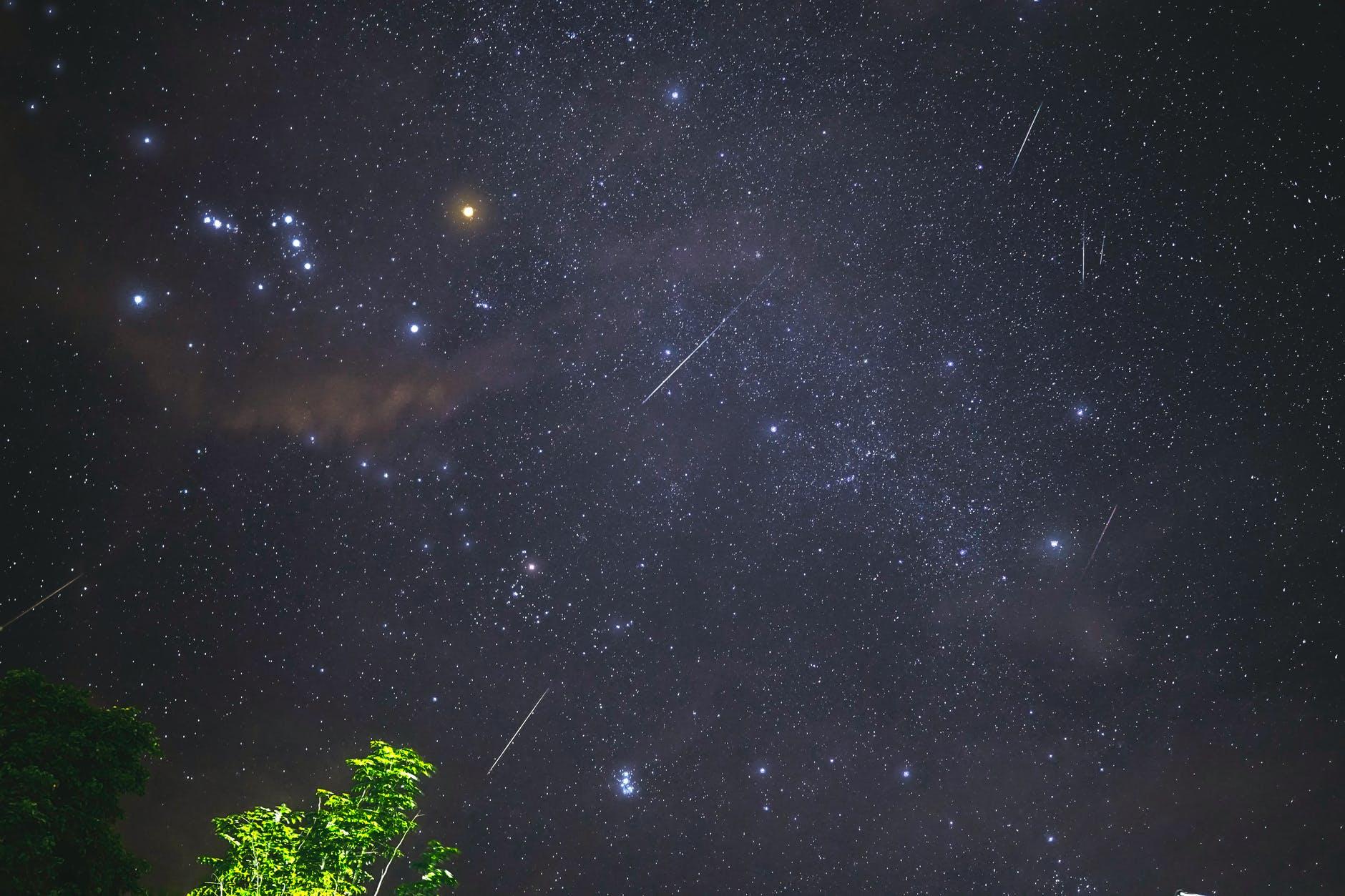 space dark dust telescope